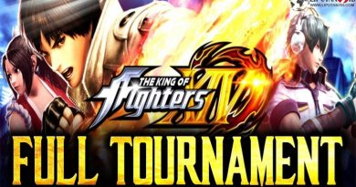 Tournament King Of Fighters Sudah Beranjak ke Kaca E-Sports